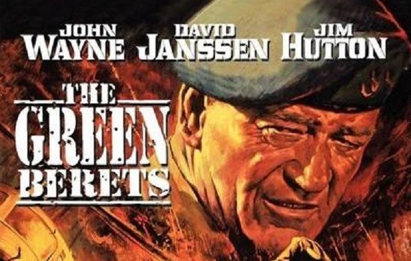 Movie - The Green Berets