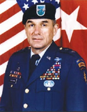 MG Sidney Shachnow - Special Forces